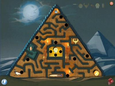 Pyramid_Maze